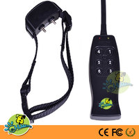 UP to 600Feet Range Rechargeable Wireless Remote Control Dog Training Shock Collar with 6 Levels of Shock and Vibration