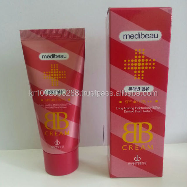 Cosmetic / Best BB(SPF40,PA++) cream(OEM/ODM/OBM)