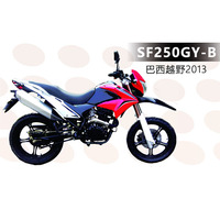 China 250cc automatic dirt bike SF250GY-B with EEC certification