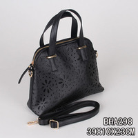 2015 Lady fashion braided handbag bucket bag for young lady bag dooney and bourke handbag/
