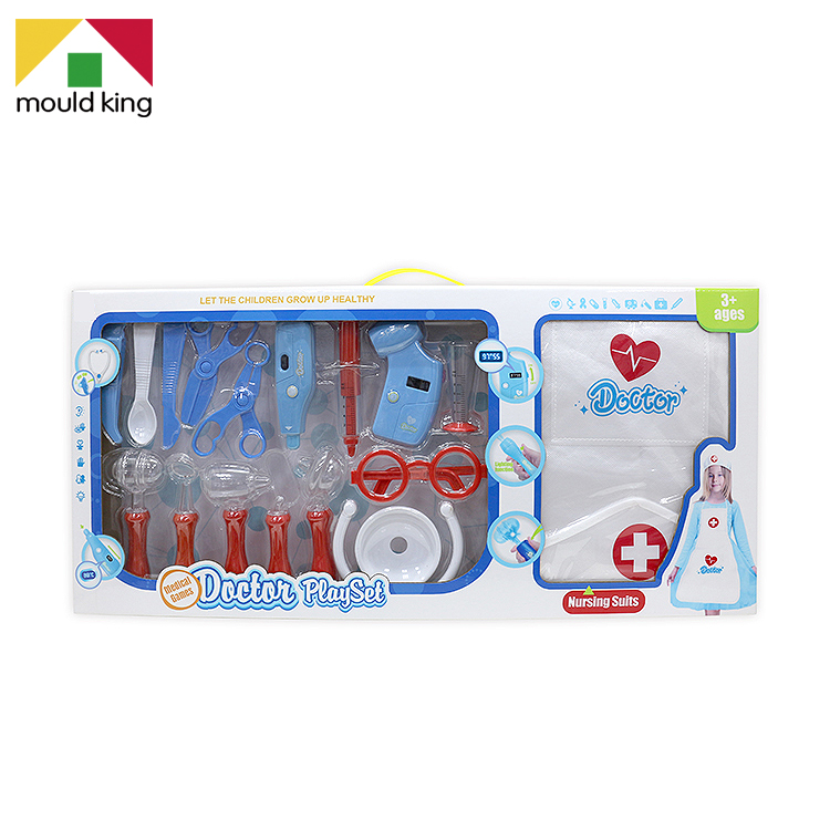 Nurse uniform High quality childrens medical toys for kids