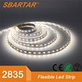120led/m smd 2835 led strip light for interior trim and outdoor decoration