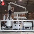Tongrui waste engine oil distillation recycling machine