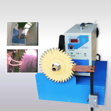 60KVA high frequency woodworking tool induction braze welding machine