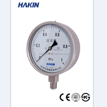 High quality Stainless steel General Pressure Gauge for various gas pressure
