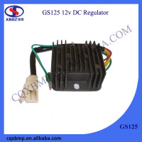 Popular Sale Motorcycle Accessoires GS125 Regulator & Recifiter For Suzuki
