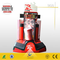 2015 New Kick mania sports game machine boxing arcade game for sale