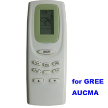 New products for GREE AUCMA universal gree air conditoner remote control