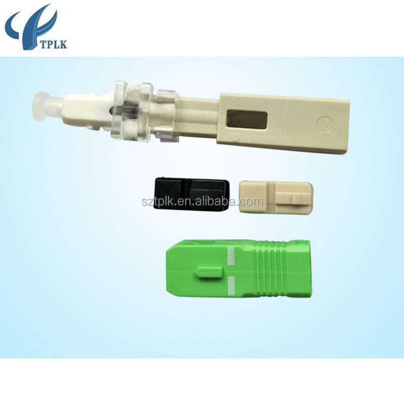 Alibaba wholesale Huawei SC/APC fiber optic fast connector FTTH Quick Connector