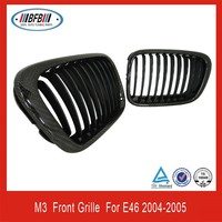 Carbon Fiber Front Grille for BMW Car Grills Auto Accessories