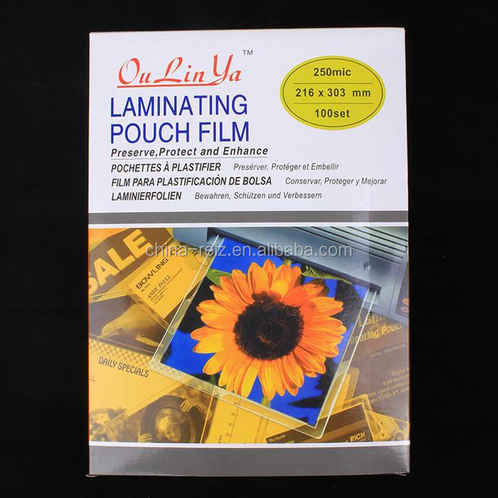 Chinese cheap hot laminating film thermal laminating film xx