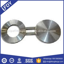 carbon stainless steel hinged flange