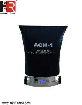 Air capture hood