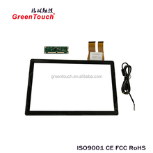 10.1 inch multi Capacitive touch screen with EETI USB controller for open frame touch monitor