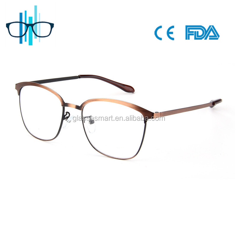 2017 popular fashion ce eye glasses optical frame for girls