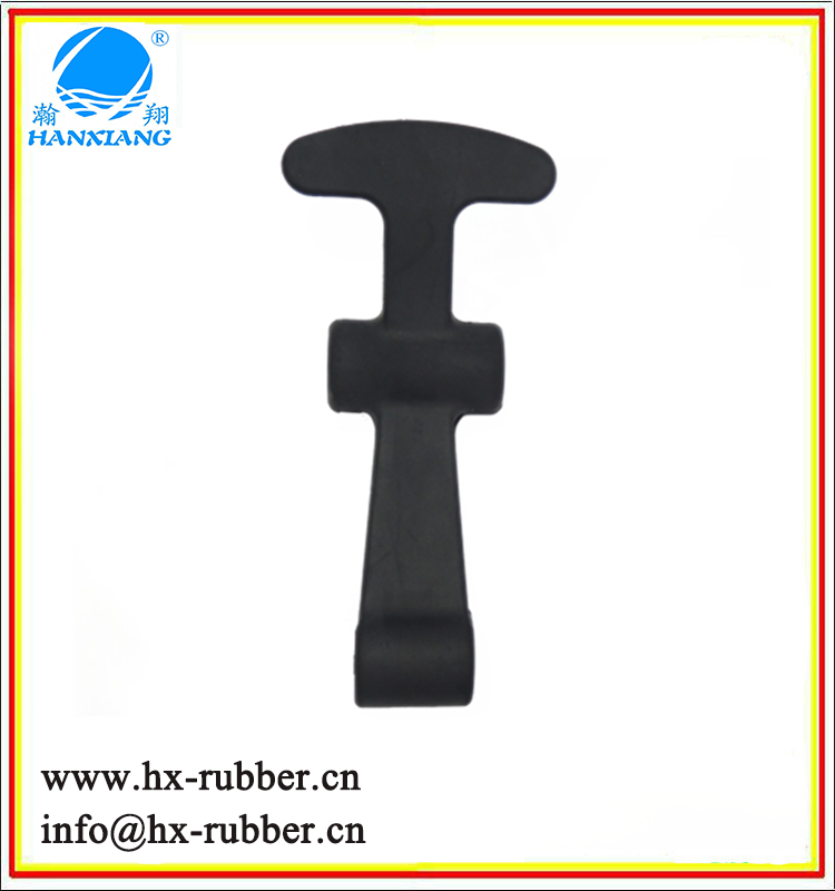 various designs rubber box latch ice bucket latch