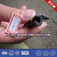 Nonstandard silicone bumper strip in high quality