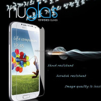 Nuglas high quality wholesale 7inch tablet anti glare tempered glass screen protector for samsung s4