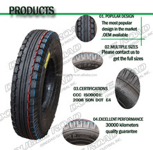 3 wheel motorcycle Tyre 4.00-8 Tricycle Tyre with Motorcycle Tyre Tube Price