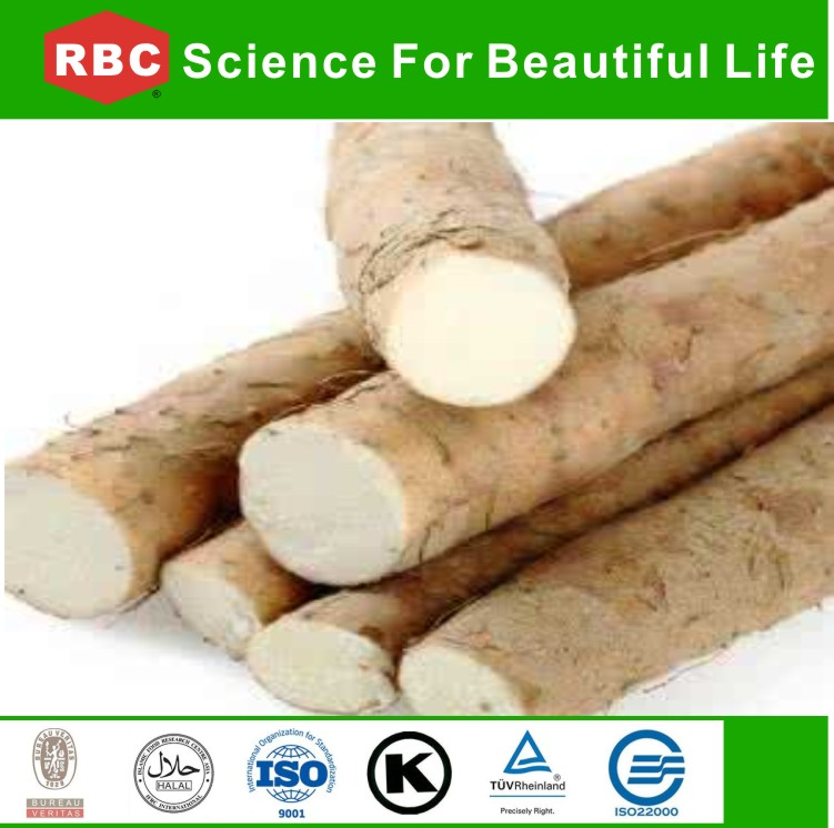 Wild Yam Extract also called Dioscorea japonica, doryophora/herbal extract/plant extract