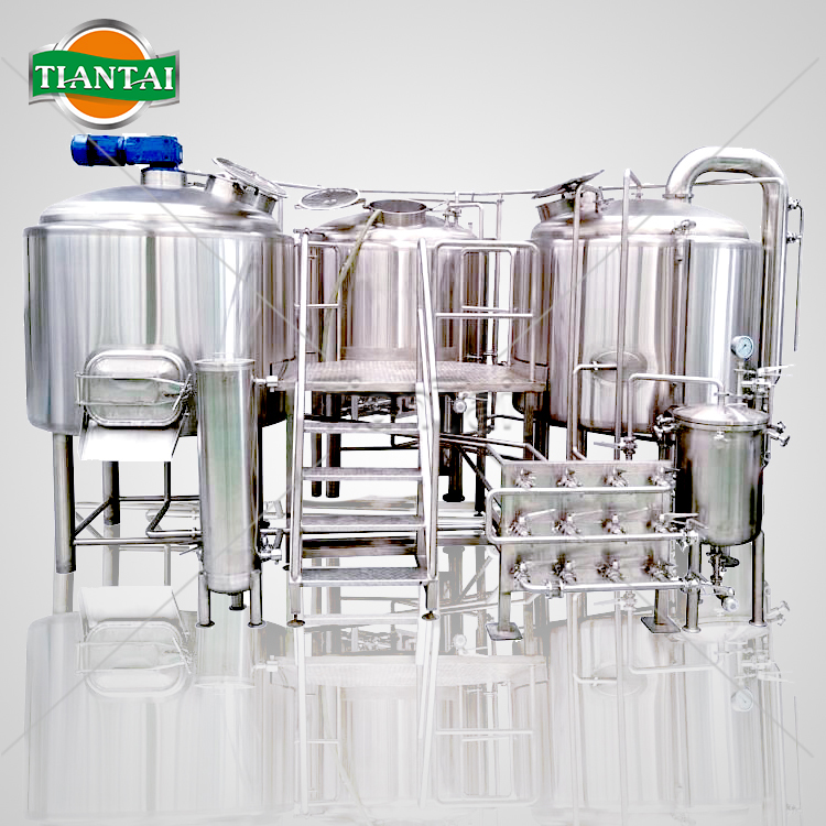 100L, 200L, 300L 500L, 1000L 1800L  for Sale Nano beer brewing equipment microbrewery  Brewery Equipment
