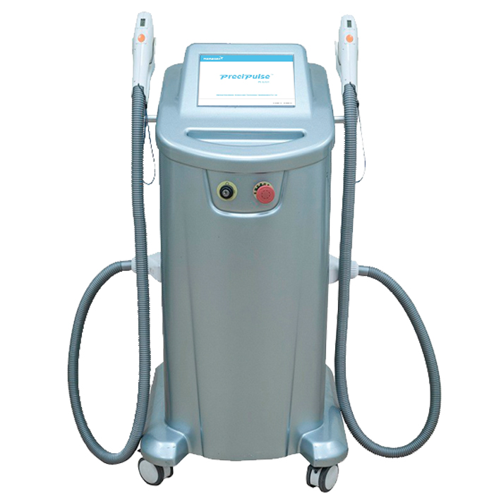 FDA approved medical device /IPL+OPT+SHR in motion/laser beauty machine