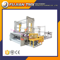 Jumbo roll toilet paper production new design WD-RSM-1092-3200IV toilet paper rewinding machine