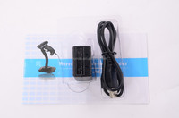 black Micro USB module corded automatic MINI CCD barcode scanner connect smart phone