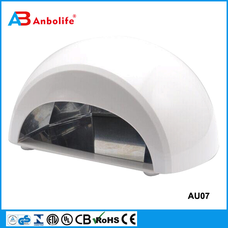 Anbolife nail dryer diamond shape curing machine high quality quick drying LED UV lamp for nail beauty