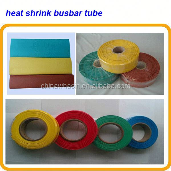 High voltage heat shrink tube for terminals and Busbar