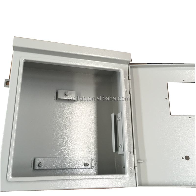 aluminum electric distribution box