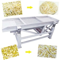 High efficiency soybean/mung bean sprout peeling machine