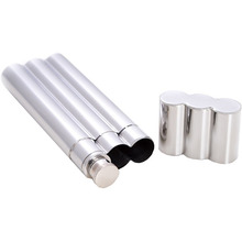 Wholesale Stainless Steel Cigar Tubes and Flask