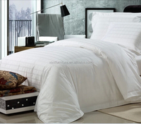 Professional Factory Sale! Cotton Plain Jacquard comfortable bed linen