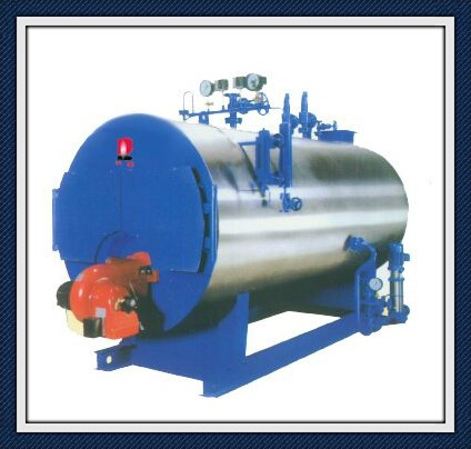 WNS Series Horizontal Oil Gas Steam Boilers Manufacturer