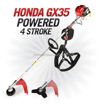 High quality Honda GX35 brush cutter ,4 stroke brush cutter grass trimmer with top quality CE approved