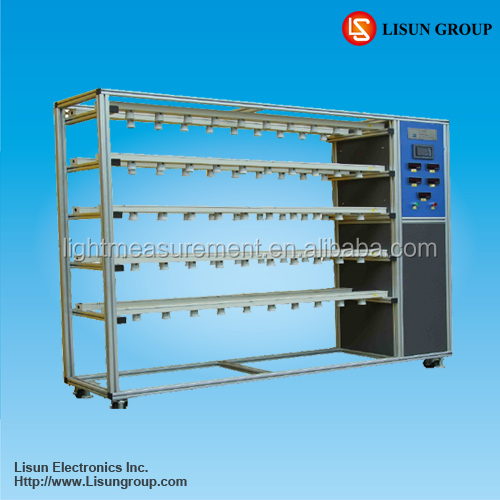 SY2036 Good Quality Aging and Life Test Rack its voltage of each layer independent display