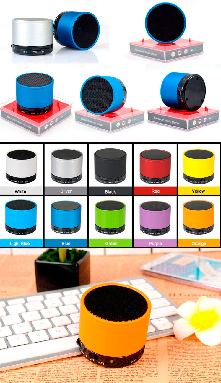 Cheapest Price Rechargeable Portable Mini Speaker bluetooth for Promotion Gift