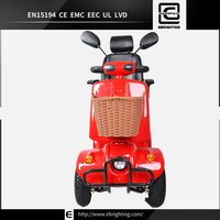 3-wheel high quality BRI-S02 yongkang 300cc trike scooter