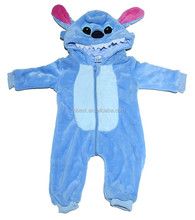 Carnival animal cosplay costume STITCH mascot costume custom made