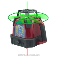 300HVG Rotary Laser Level Laser Land Leveling with Setting Slope Function