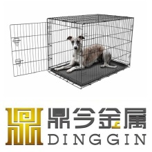 Old English sheep dog crate