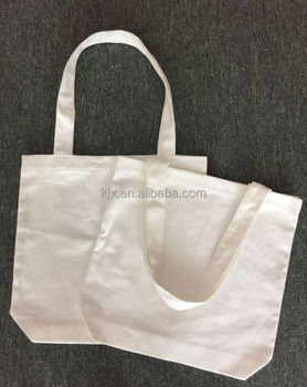 ECO Friendly Cotton Canvas Shopping Tote Bag Supplier