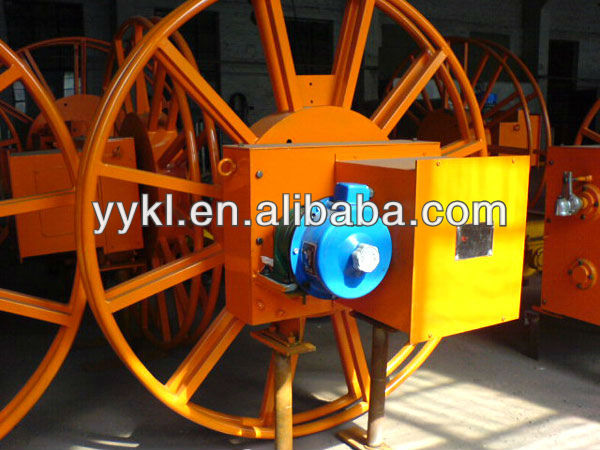 JT Series 100m Cable Reel Slip Ring for industry