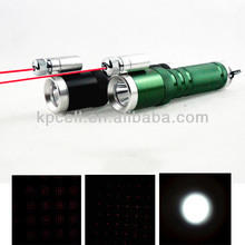 4 Mode Cree Infrared Red Laser Flashlight Laser Pointer Starry Sky Laser Flashlight led flashlight driver
