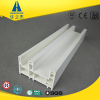 Professional French Window Pvc Extrusion Lamination Profile