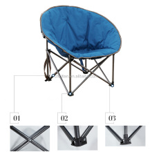 Modern Comfortable portable fishing chair,folding ergonomic chair with armrest