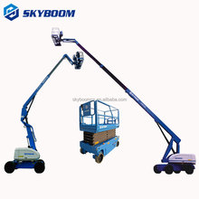 hydraulic telescoping manlift