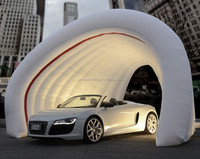 inflatable white tent for show F4069