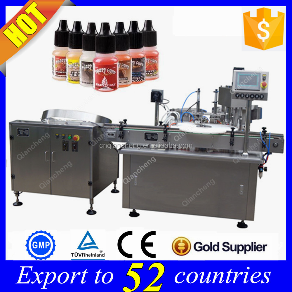 UK love automatic eye drop bottle filling machine,small bottle filling and capping machine
